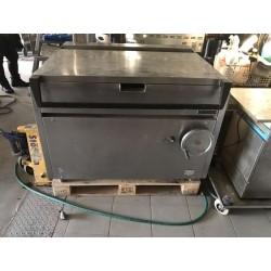 Обращателен тиган /пържолник/100 литра
